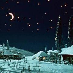 Изображение поселка из фильма 1961 года