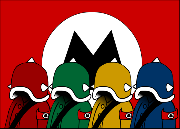 File:Mahzii Flag with Mahzii Troops.png
