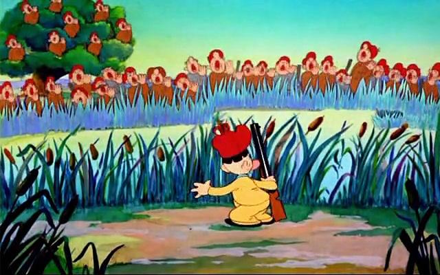 Daffy Duck - Daffy Duck And Egghead