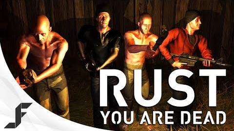 Rust Episode 1 - You are Dead