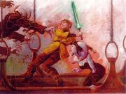 Anakin and Daeshara'cor