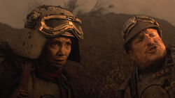 Swamptroopers Val & Beckett