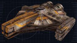 XS-Frachter