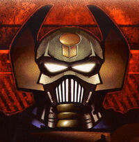 Hendanyn death mask