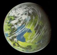 Caamas planet