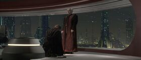 Bowing before a New Master