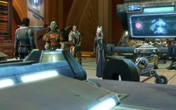 Strategic Command meeting