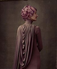 Amilyn Holdo in Vanity Fair