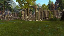 Kaleth ruins TOR
