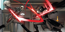 Гранд-инквизитор против Вейдера