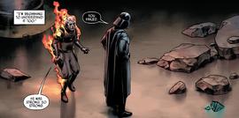 Вейдер и дух Гранд-инквизитора