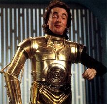 Anthony Daniels Holiday Special