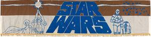 Star Wars 20th Century Fox Nylon Banner