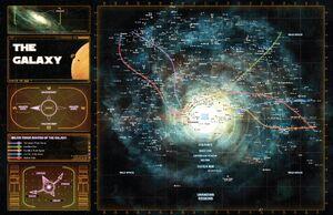 Full Galaxy Map