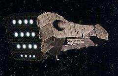 Carrack cruiser