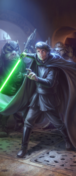 Люк во Дворце Джаббы