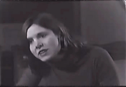 Carrie Fisher audition