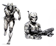 Zam Wesell early concepts by Edwin Natividad
