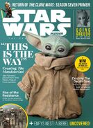 Star Wars Insider issue 195 FC