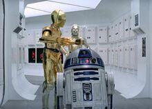 U-3PO C-3PO ANH