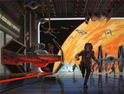 Battle of Yavin Complete Vader