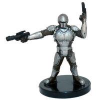 Star Wars Bounty Hunters 58 Mandalorian Soldier