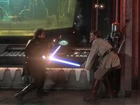 Anakin vs Obiwan 2