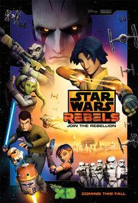 Постер Star Wars Rebels