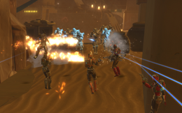 Raid of Darvannis