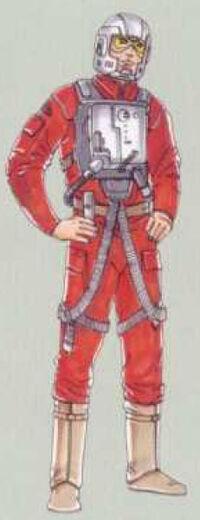 Star Wars RPG Flight Suit