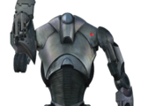 Боевой супердроид B2