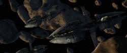 Separatist fleet DOAD
