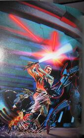Obi Wan droideka concept