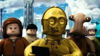 C-3PO Crisis on Coruscant