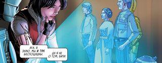 Triple Zero Beetee Aphra Han Luke Leia Ark Angel