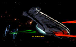 03. Asteroid Chase - SotEgame