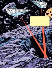 Orbital bombardment SW42