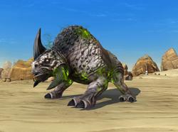 Rakghoul Plague Infected Reek
