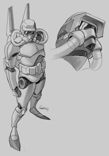 Seatroopers Concept