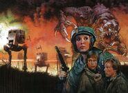 Courtship of Princess Leia cover art 2