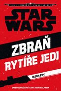 Weapon of a Jedi czech cover