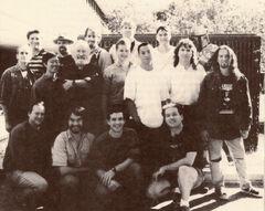 Shadows of the Empire LucasArts teams