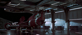 Radiant VII docked