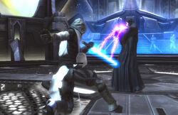 Palpatine galen duel