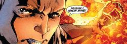 Xanatos burning father JDS5