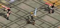 Duel on Metalorn