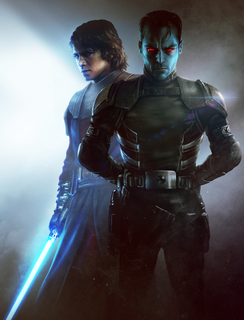 Thrawn Alliances Anakin art