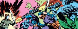 Mandalorian protectors fights slavers SW68
