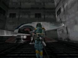 Shadow of the Empire Boba Slave I