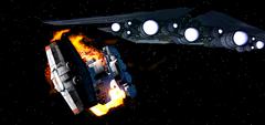 Сorvette Star Destroyer JK